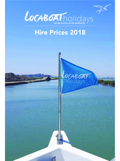 Let the journey be the destination Hire Prices 2018