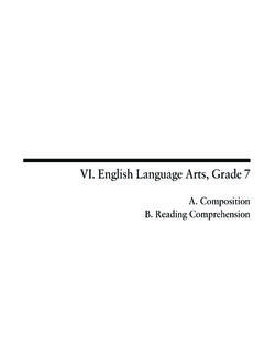 A. Composition B. Reading Comprehension