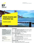 State income and franchise tax - EY - United States