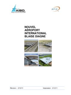 NOUVEL AÉROPORT INTERNATIONAL BLAISE DIAGNE