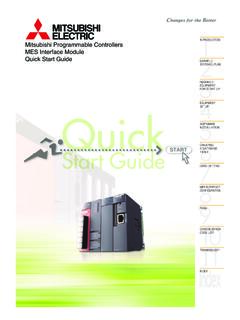 CHAPTER 2 EXAMPLE SYSTEM OUTLINE 2 - Mitsubishi Electric