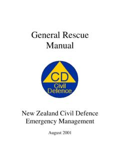 General Rescue Manual - olerdola.org