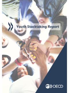 Youth Stocktaking Report - oecd.org