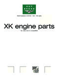 XK engine parts - Guy Broad