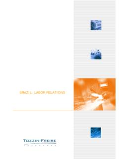 Brazil Labor Relations - Rose Group