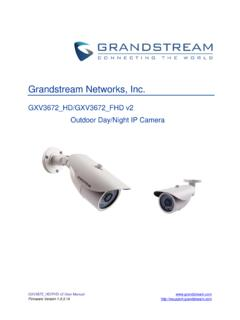 Grandstream Networks, Inc.