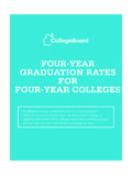 FOUR-YEAR GRADUATION RATES FOR FOUR-YEAR …