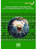 AFRICAN CONTINENTAL FREE TRADE AREA: Policy and ...