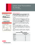 DuPont Zonyl Fluoroadditives for Coatings
