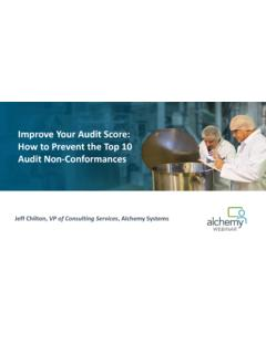 Improve Your Audit Score: How to Prevent the Top 10 Audit ...