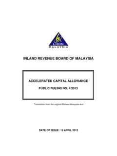 Inland Revenue Board Of Malaysia Accelerated Inland Revenue Board Of Malaysia Accelerated Pdf Pdf4pro