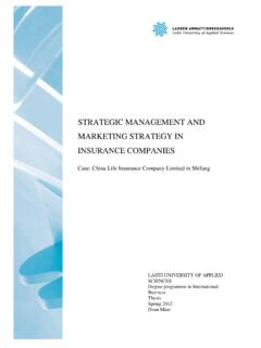STRATEGIC MANAGEMENT AND MARKETING STRATEGY …