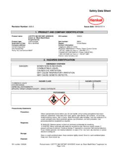 Safety Data Sheet - Techni-Tool