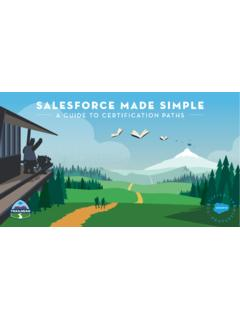 SALESFORCE MADE SIMPLE