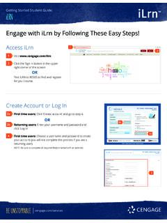 Engage with iLrn by Following These Easy Steps!