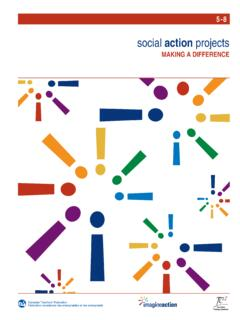 social action projects - The Critical Thinking Consortium