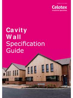 Specifi cation Guide - Just Insulation