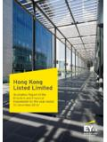 Hong Kong Listed Limited - EY - United States