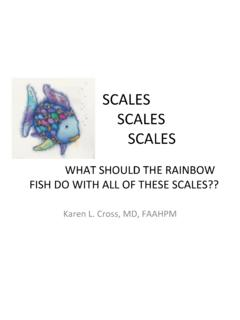 Scales - Hospice and Palliative CareCenter