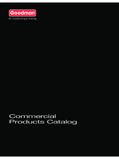 Commercial Products Catalog - Tasso Lake Heating Solutions