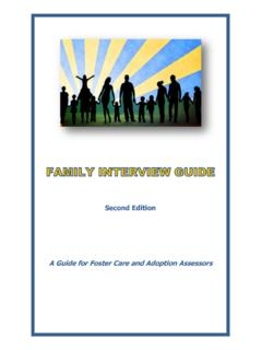 Second Edition A Guide for Foster Care and ... - OCWTP