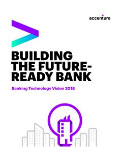 BUILDING THE FUTURE- READY BANK - …