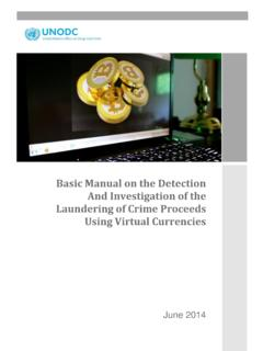Basic Manual on the Detection And Investigation of the ...