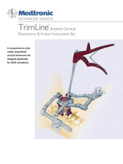 TrimLine - MT Ortho