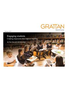 Engaging students: creating classrooms that …