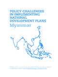POLICY CHALLENGES IN IMPLEMENTING …