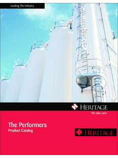 The Performers - Heritage Bag