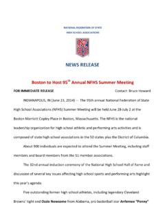 NEWS RELEASE - Arizona Interscholastic Association