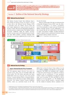 2 National Security Strategy and National Defense Chapter ...