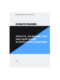 CLIMATE CHANGE: IMPACTS, VULNERABILITIES AND …