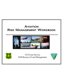 Aviation Risk Management Workbook - AAMS