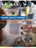 2017 ANNUAL WATER QUALITY REPORT