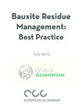 Bauxite Residue Management - World Aluminium