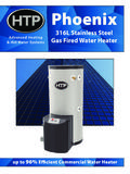 316L Stainless Steel - HTP - Water and Space Heating