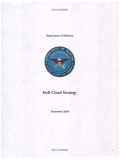 DoD Cloud Strategy - media.defense.gov