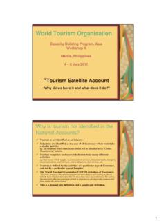 World Tourism Organisation