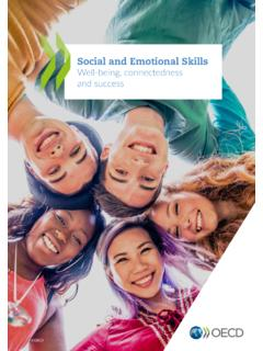 Social and Emotional Skills - OECD