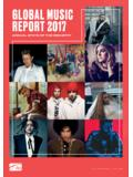 GLOBAL MUSIC REPORT 2017 - IFPI — …