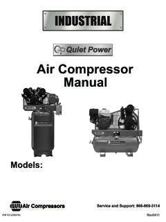 Industrial Parts Manual - NAPA Air Compressors / industrial-parts ...