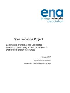 Open Networks Project - Energy Networks Association