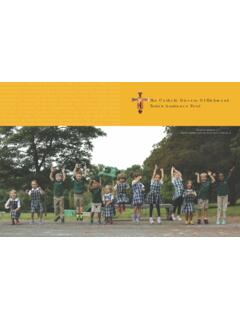 Tuition Assistance Brochure - Diocese of Richmond