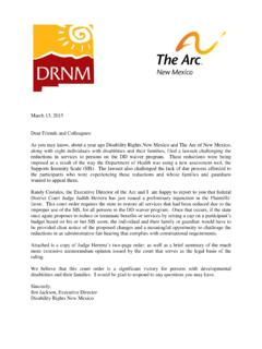 Dear Friends and Colleagues - DRNM