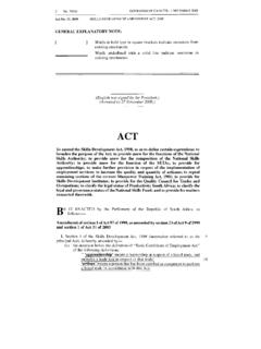 Skills Development Amendment Act 37 of 2008 - …