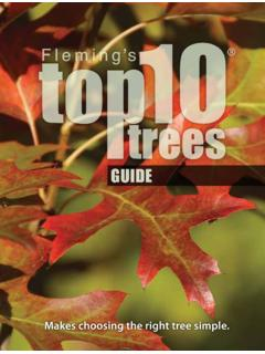 GUIDE - Fleming's Nurseries