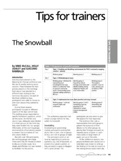 The Snowball - IAPAD