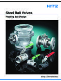 Steel Ball Valves - KITZ